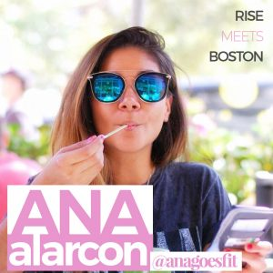 Ana Alarcon Interview on RISE Beauty Studio