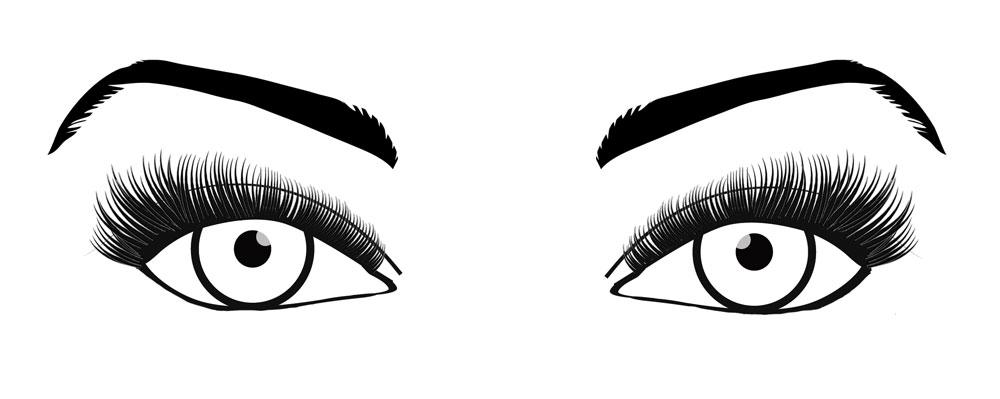RISE Beauty Studio Co BAMBI-eyes eyelash extensions