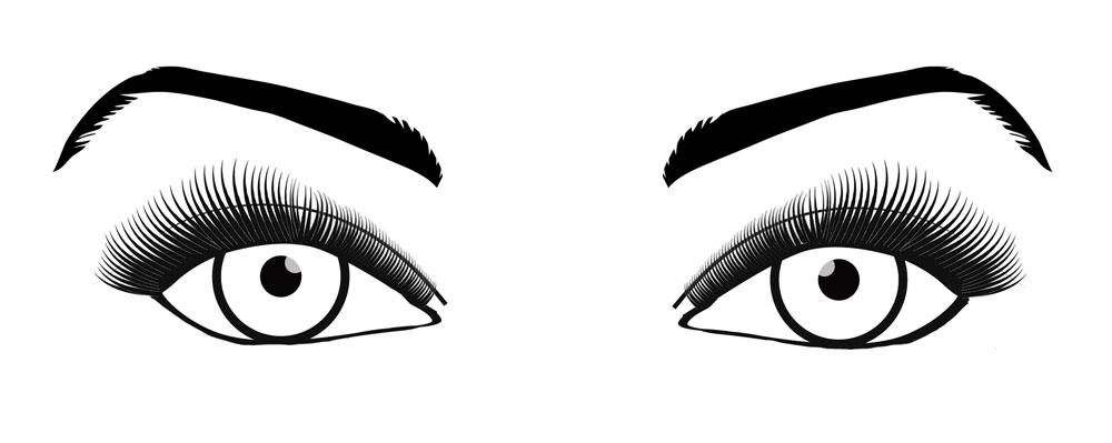 RISE Beauty Studio Doll Eye Eyelash Extensions