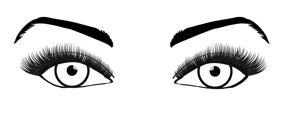 RISE Beauty Studio FULL-EFFECT-eyes Eyelash Shape